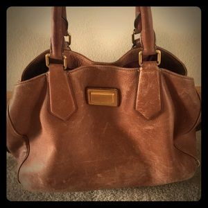 Marc Jacobs camel tote